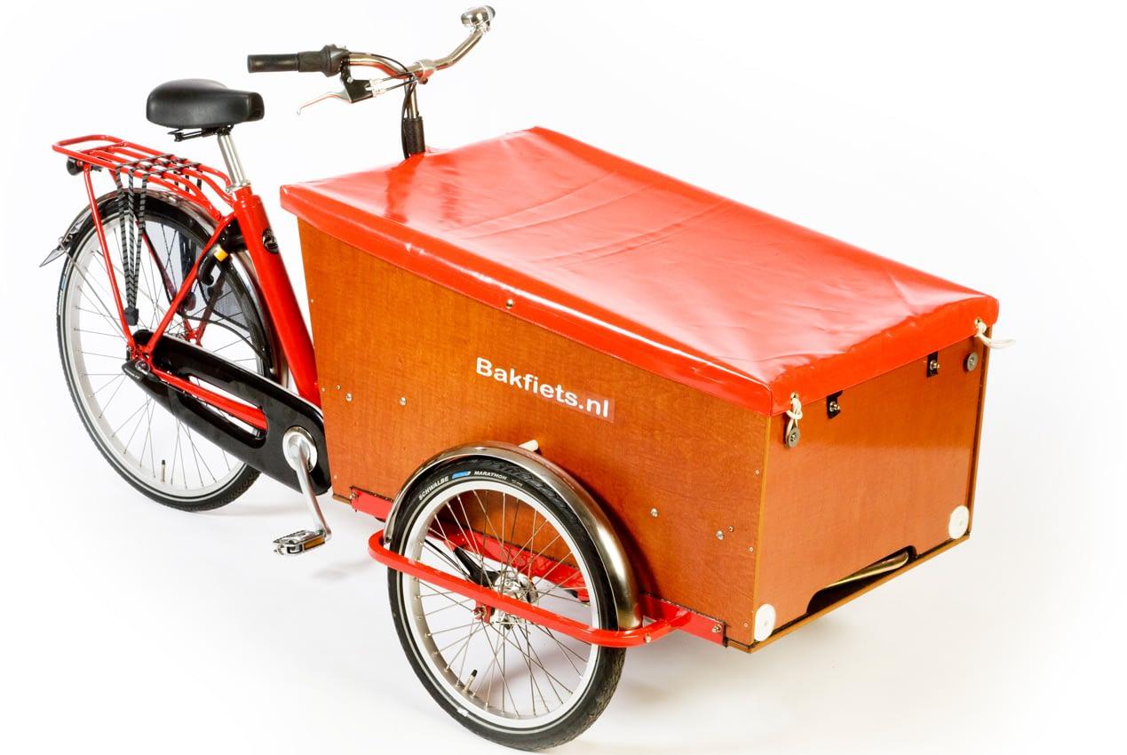 Regnskydd Trike Rött 800160