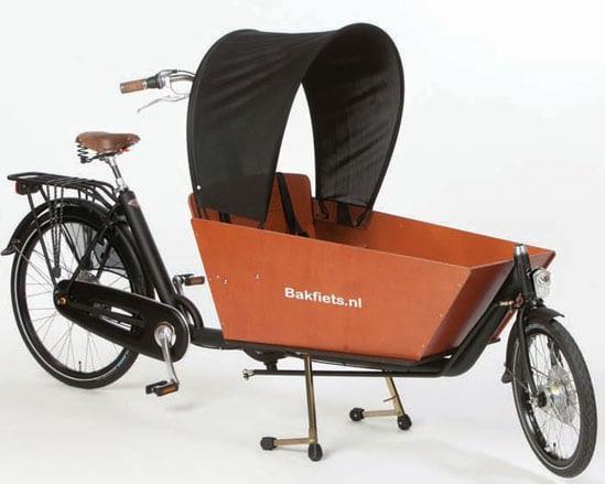 Solskydd Cargobike 800005