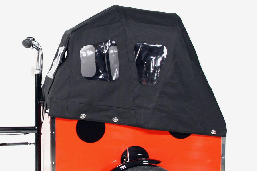 Bellabike stort regnskydd 2