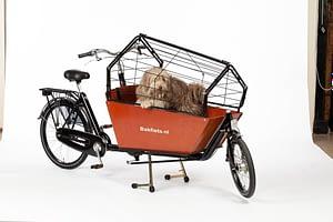 Bakfiets.NL Dog cage