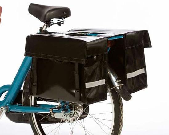 800630 Cykelväskor Svarta