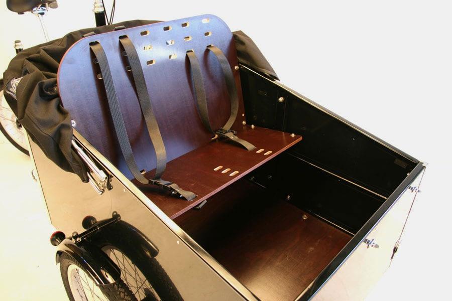 Bellabike bänk