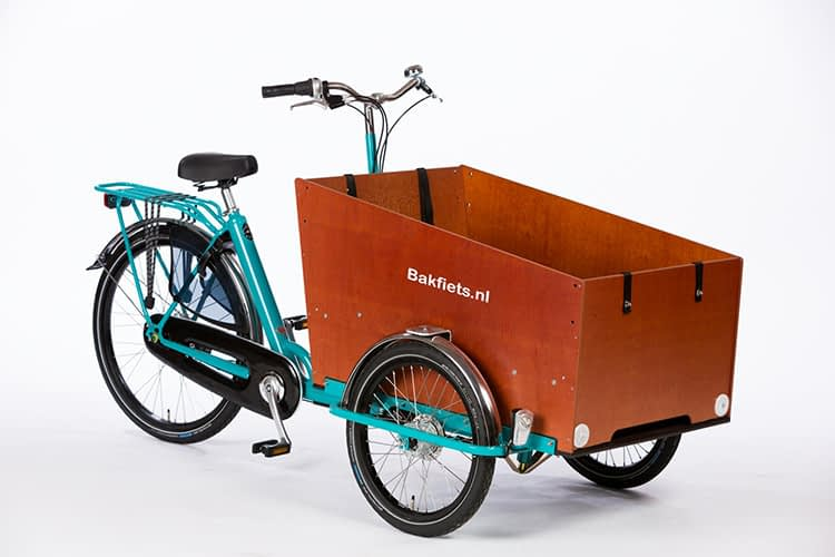 Bakfiets nl Classic Bred